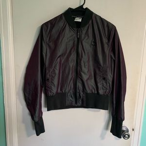 Puma Bomber Iridescent Jacket